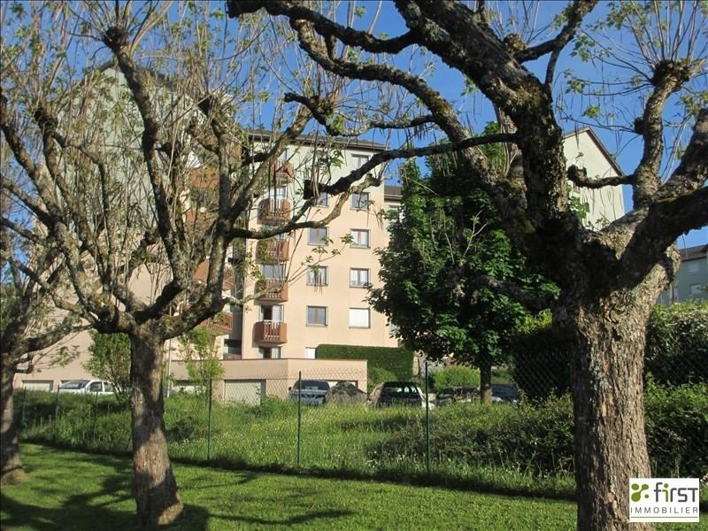Venta  apartamento Cran gevrier 249000€ - Fotografía 1
