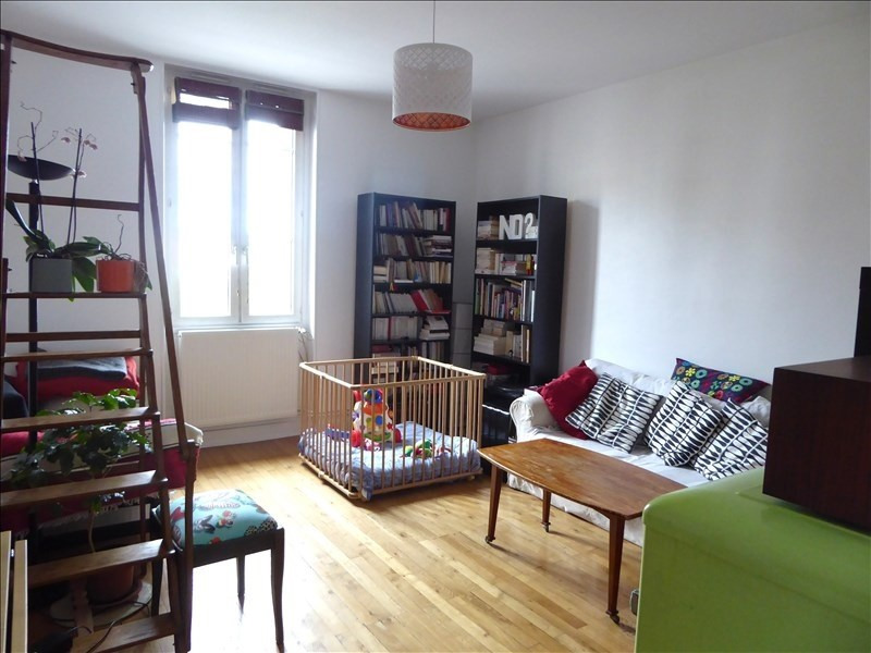 Sale apartment Lyon 3ème 315 000€ - Picture 1