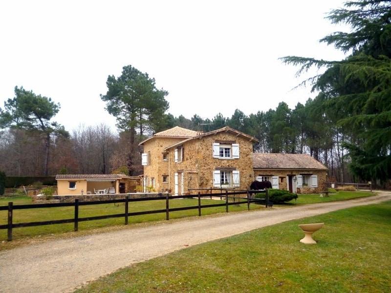 Sale house / villa Bergerac 470000€ - Picture 2