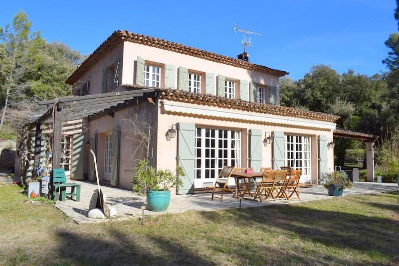 Immobile residenziali di prestigio casa Montauroux 760000€ - Fotografia 5