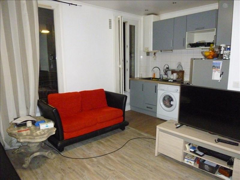 Vente appartement Paris 20ème 199500€ - Photo 2