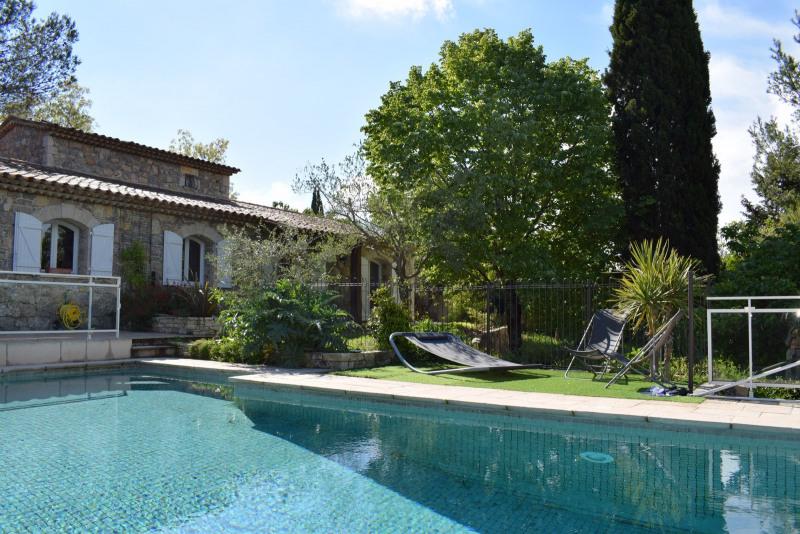 Venta de prestigio  casa Fayence 680000€ - Fotografía 4