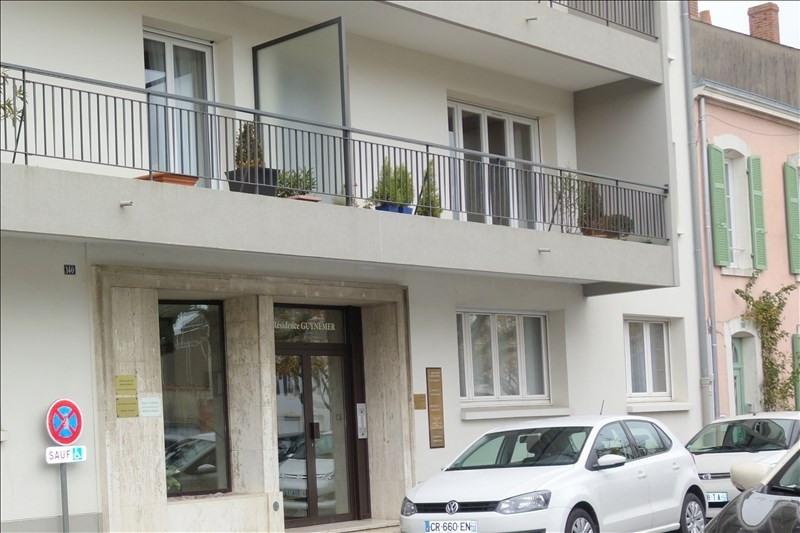 Vente appartement La roche sur yon 108000€ - Photo 1