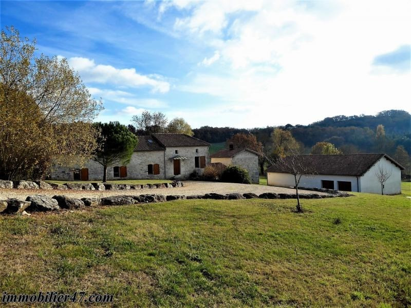 Vente de prestige maison / villa Prayssas 540 000€ - Photo 10
