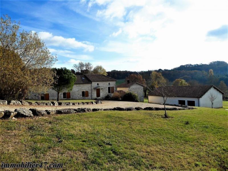 Deluxe sale house / villa Prayssas 540000€ - Picture 10