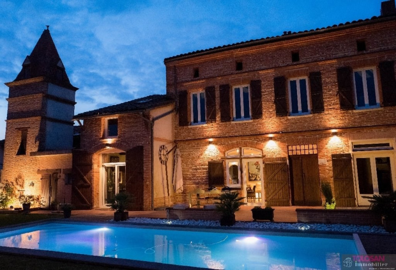 Rare: splendide maison bourgeoise – cachet – prestations – tout
