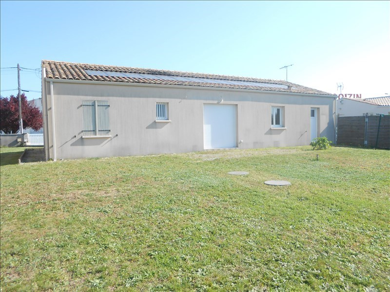 Sale house / villa Aulnay 143775€ - Picture 9