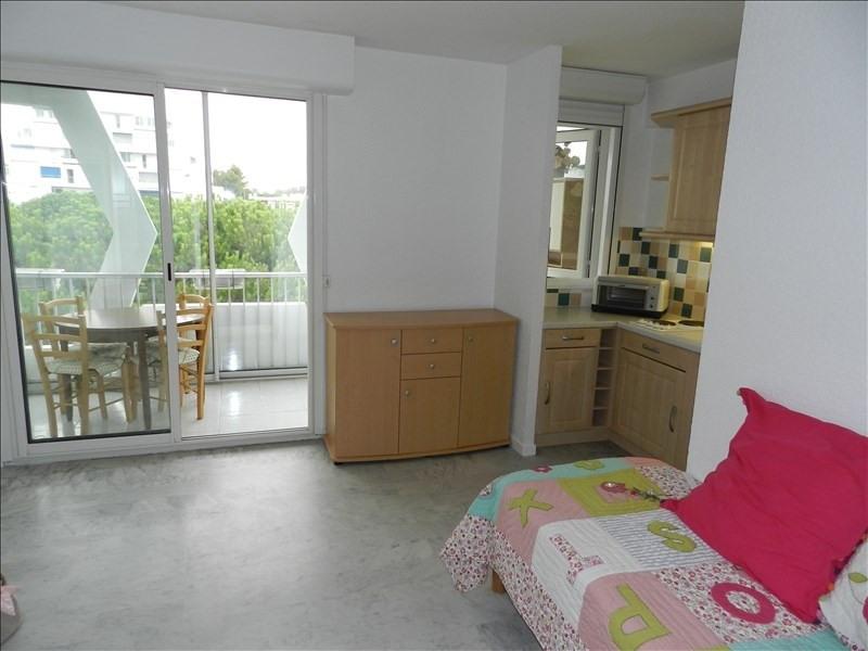 Location appartement Grande motte 500€ CC - Photo 1