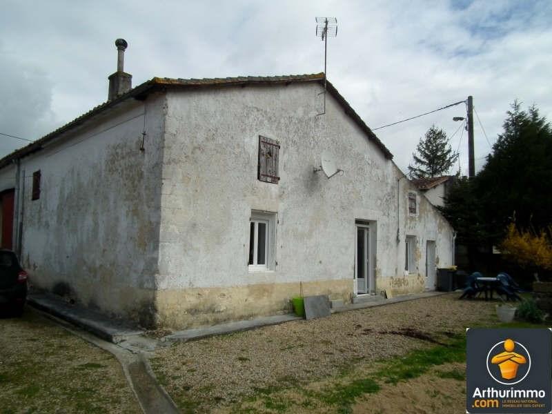 Sale house / villa Matha 91800€ - Picture 7
