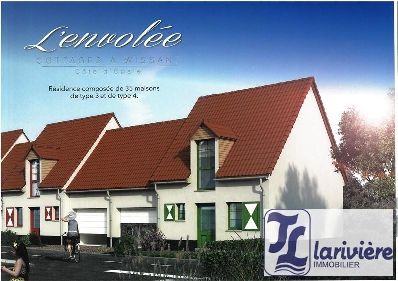Vente de prestige maison / villa Wissant 265000€ - Photo 1