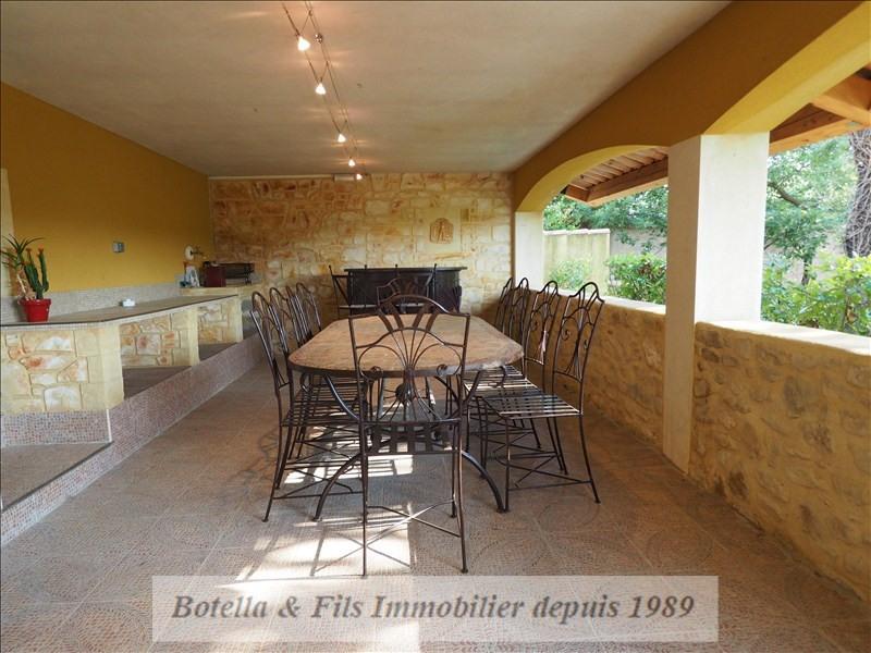 Vente maison / villa St victor la coste 388000€ - Photo 9