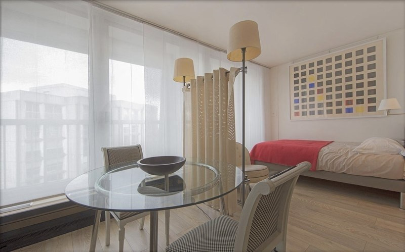Rental apartment Paris 20ème 1100€ CC - Picture 1
