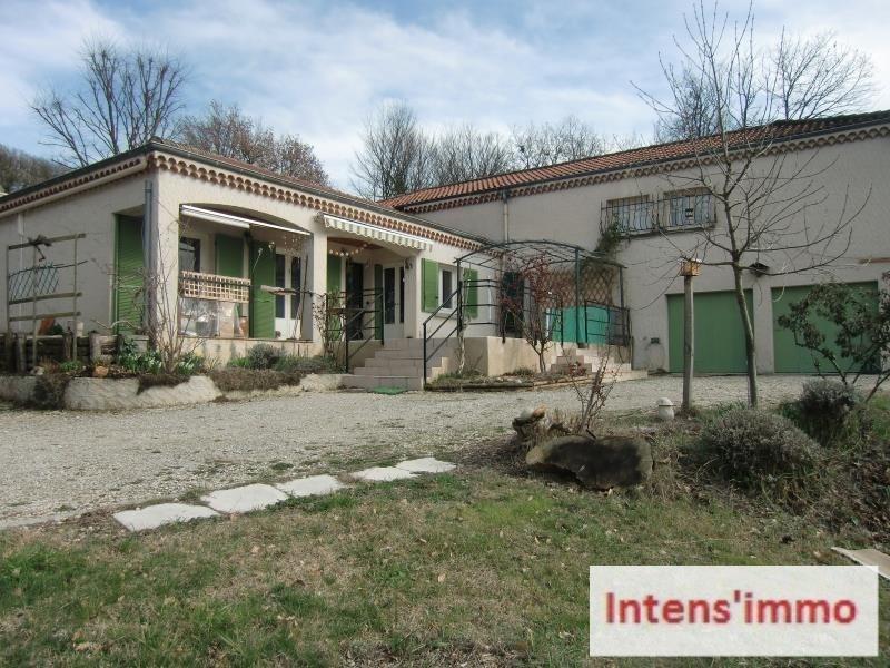 Sale house / villa Clerieux 340000€ - Picture 1