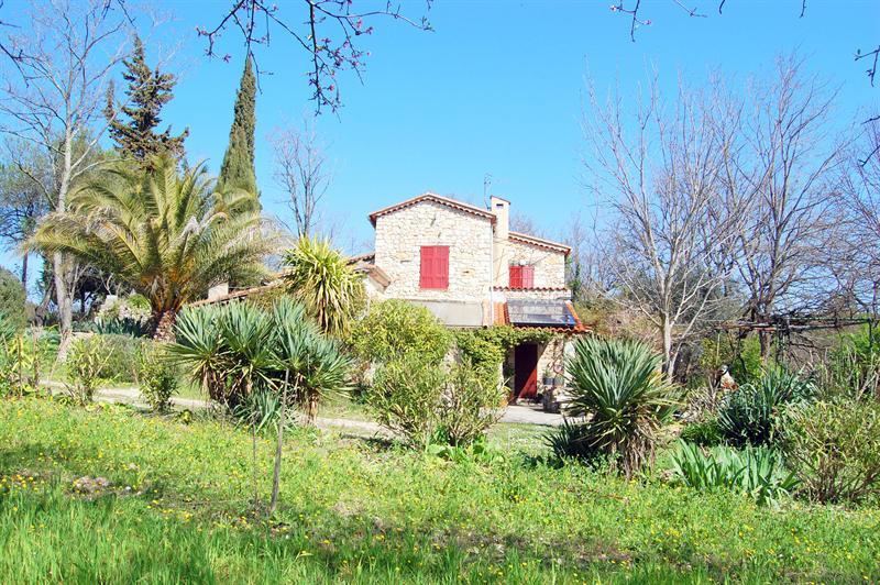 Revenda residencial de prestígio casa Tourrettes 1575000€ - Fotografia 7