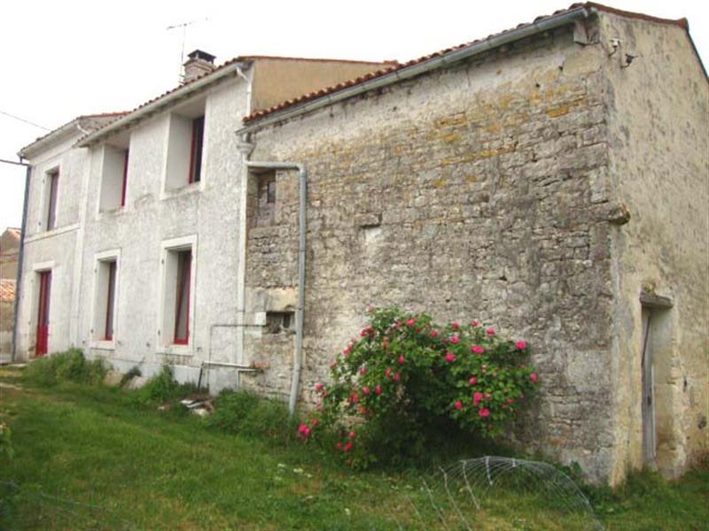 Vente maison / villa Doeuil-sur-le-mignon 127800€ - Photo 5