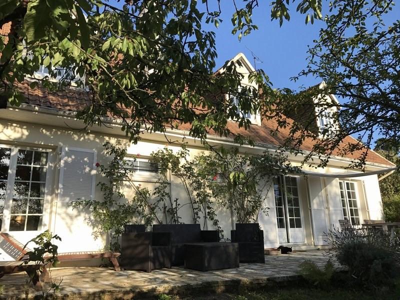 Vente maison / villa Orgeval 810000€ - Photo 1