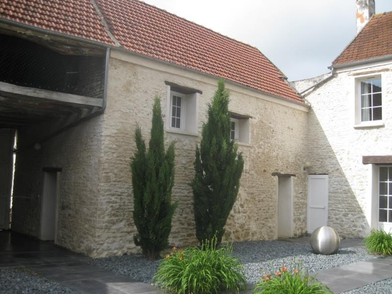 Sale house / villa Saint martin la garenne 465000€ - Picture 1