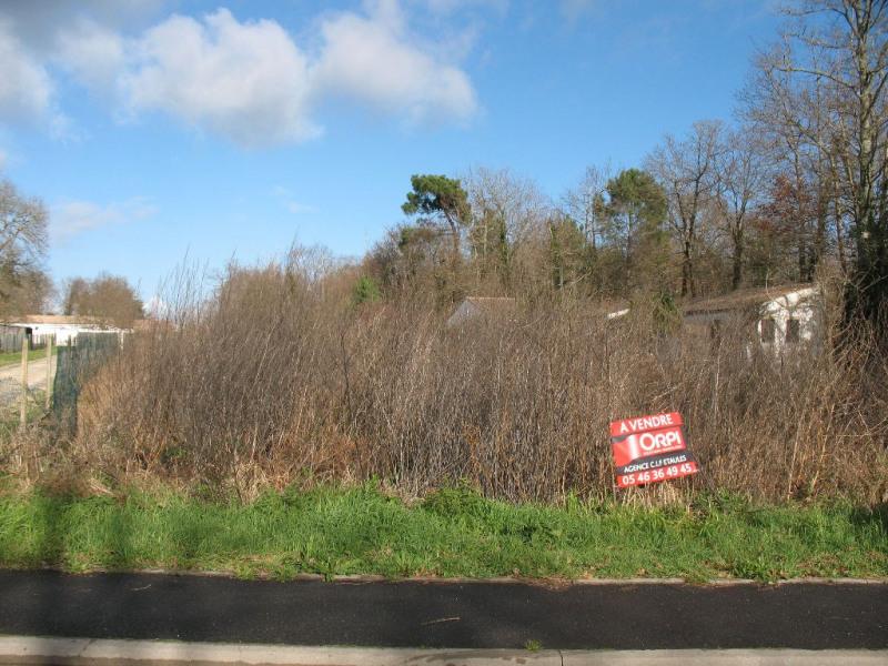 Vente terrain Etaules 86500€ - Photo 1