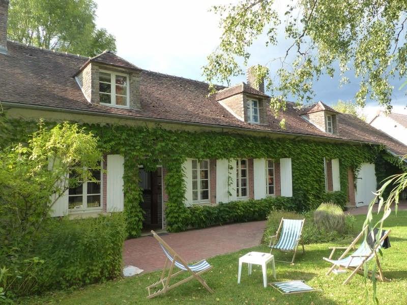 Vente maison / villa Neuvy sautour 142000€ - Photo 1