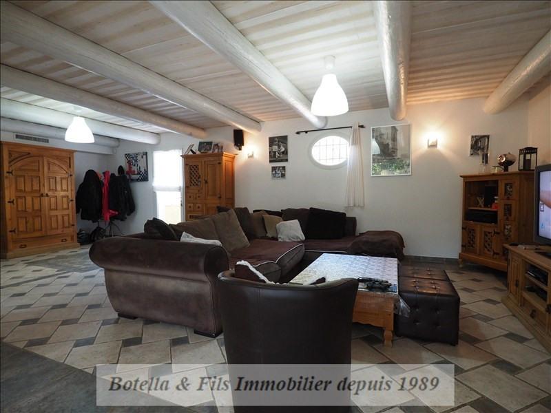 Vente maison / villa St victor la coste 388000€ - Photo 4