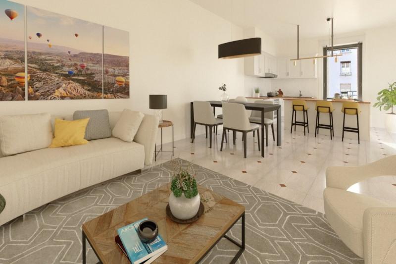 Appartement T3 montchat grange blanche