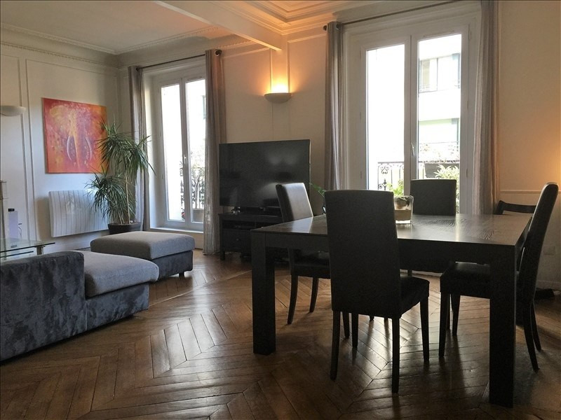 Vente de prestige appartement Paris 16ème 1 165 000€ - Photo 1
