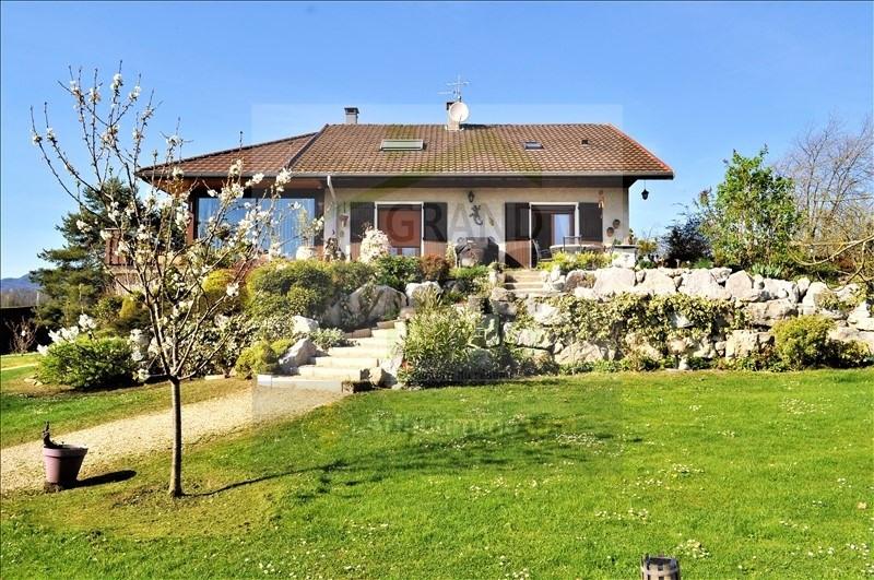 Deluxe sale house / villa Viviers du lac 650000€ - Picture 1