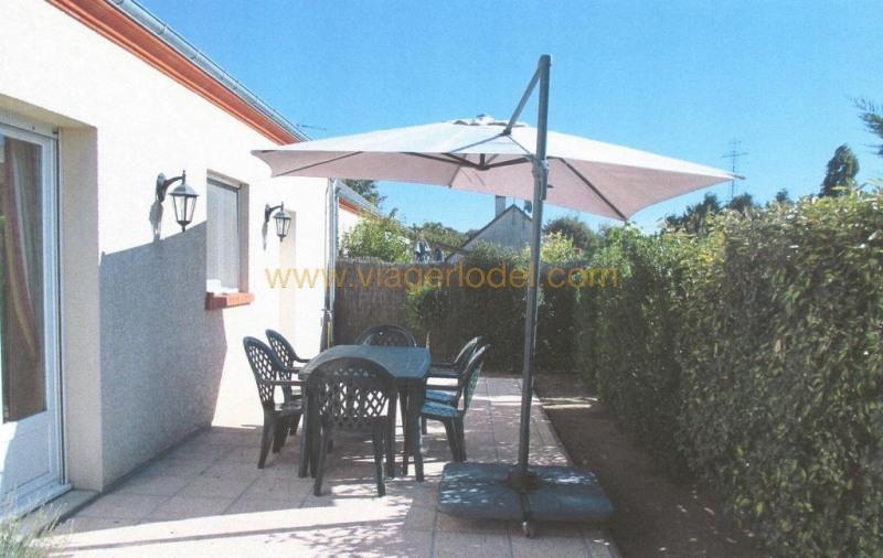 Vendita nell' vitalizio di vita casa Les bordes 43000€ - Fotografia 13