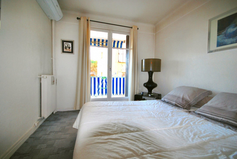 Verkoop  appartement Juan-les-pins 199000€ - Foto 6