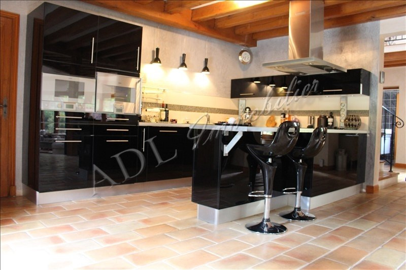 Vente de prestige maison / villa Lamorlaye 880000€ - Photo 4