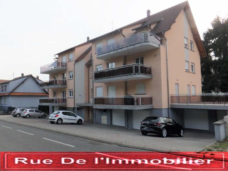 Vente appartement Niederbronn les bains 205000€ - Photo 1