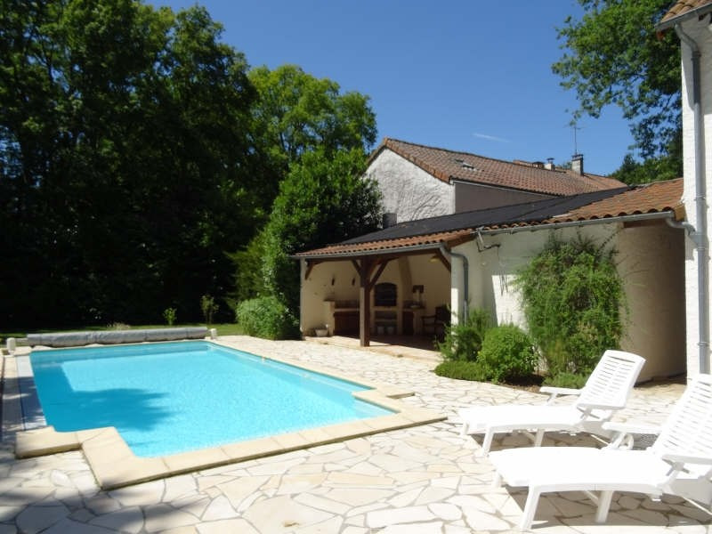 Sale house / villa Mignaloux beauvoir 368 000€ - Picture 2