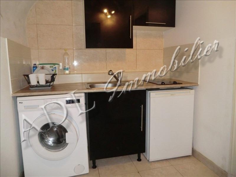Sale apartment Coye la foret 100000€ - Picture 4
