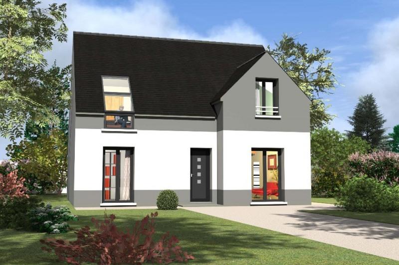 Maison  6 pièces + Terrain 900 m² Villiers-Saint-Fréderic par MAISONS BERVAL