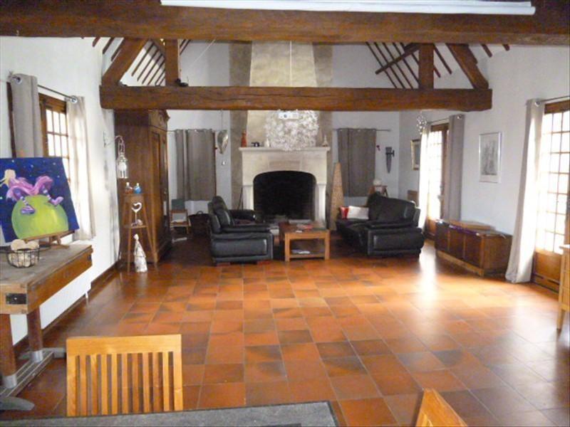 Vente maison / villa Douains 410000€ - Photo 5