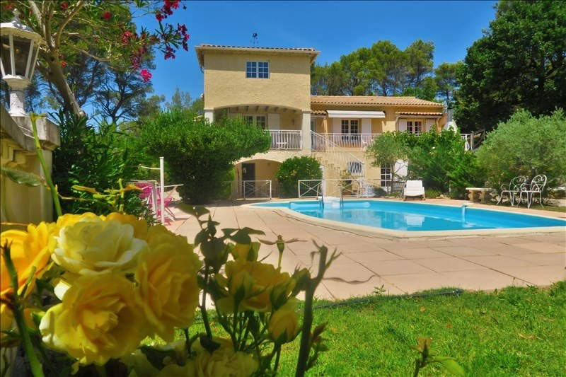 Deluxe sale house / villa Rognes160 641 000€ - Picture 1