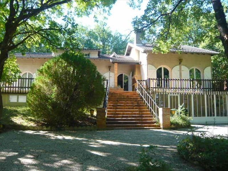 Deluxe sale house / villa Aussonne 597400€ - Picture 1