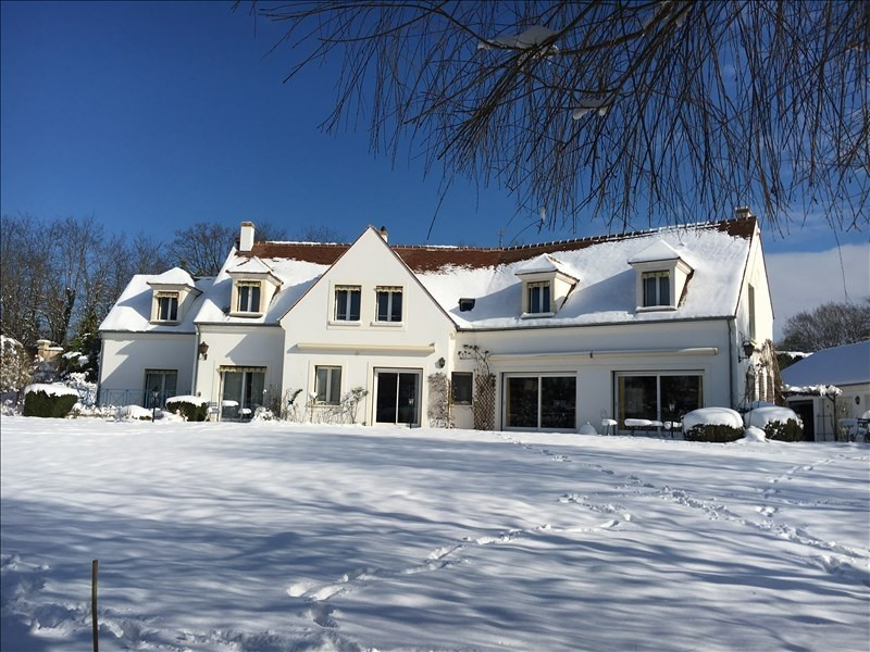 Deluxe sale house / villa Chambourcy 1 680 000€ - Picture 1