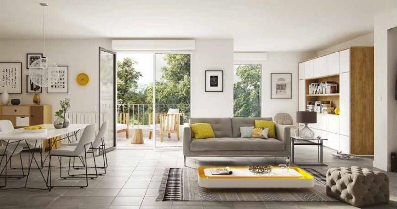 Sale apartment Rillieux la pape 272000€ - Picture 1