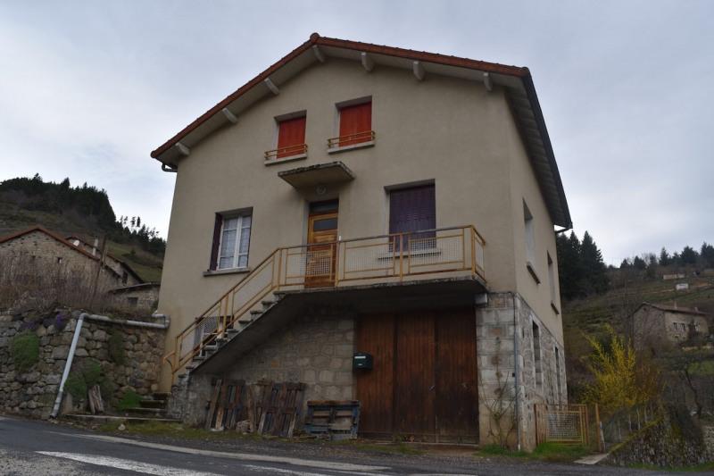 Vente maison / villa Chaneac 70000€ - Photo 2