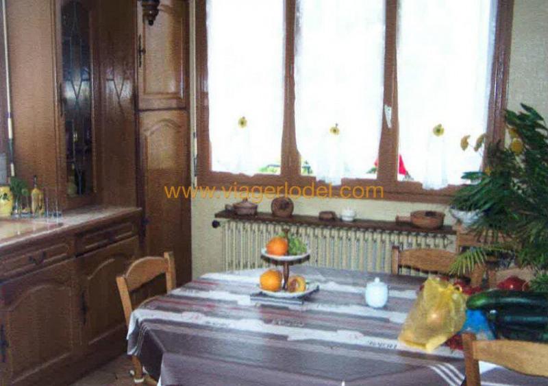 Lijfrente  huis Lezigne 95000€ - Foto 10