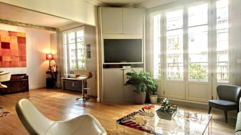 Deluxe sale apartment Paris 16ème 1500000€ - Picture 2