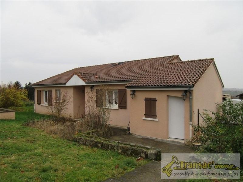 Vente maison / villa Domaize 139100€ - Photo 1