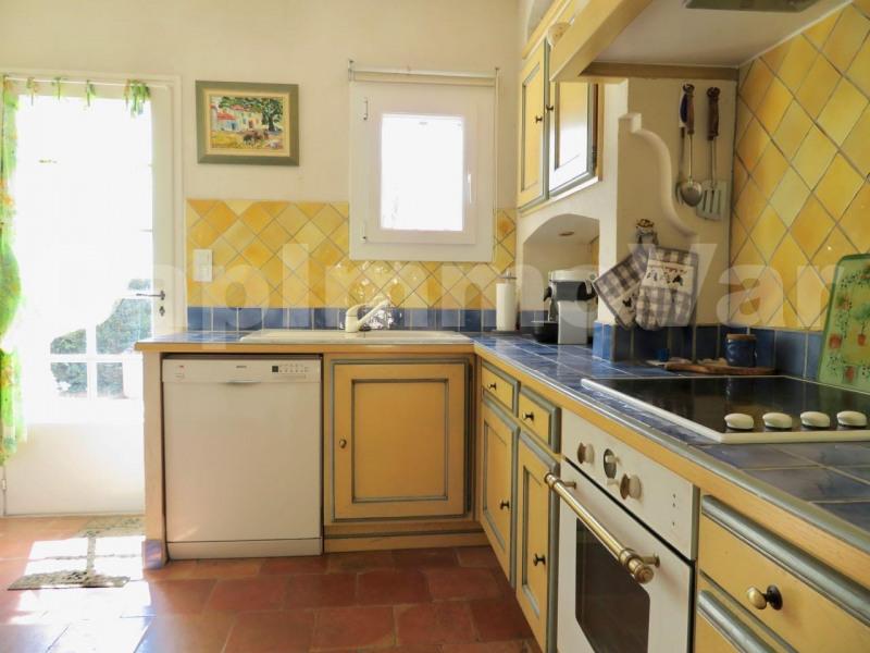 Vente de prestige maison / villa Le castellet 590000€ - Photo 9