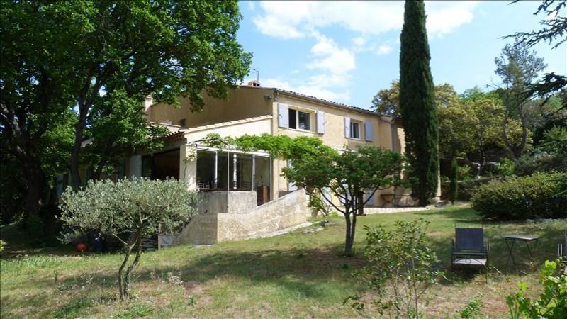 Verkoop van prestige  huis Venasque 680000€ - Foto 1