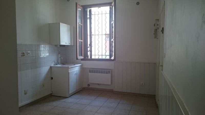 Rental apartment Nimes 385€ CC - Picture 1