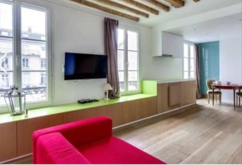 Sale apartment Paris 3ème 425000€ - Picture 1