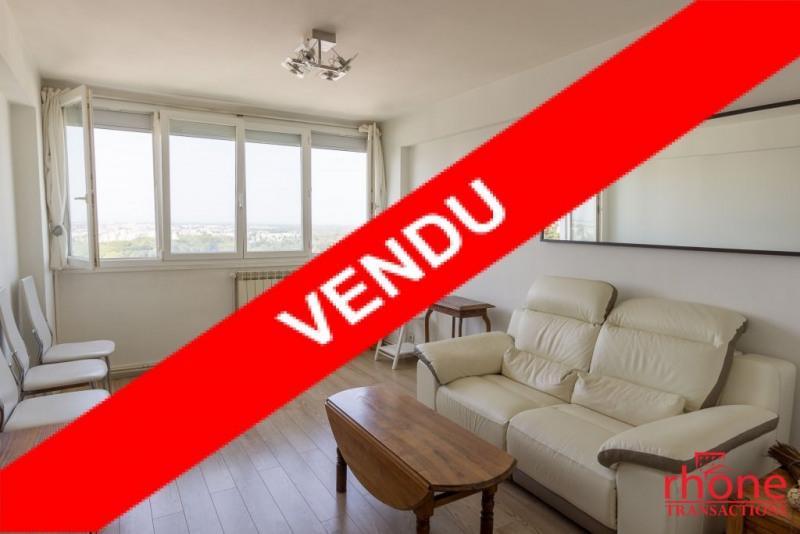 Venta  apartamento Lyon 4ème 225000€ - Fotografía 1