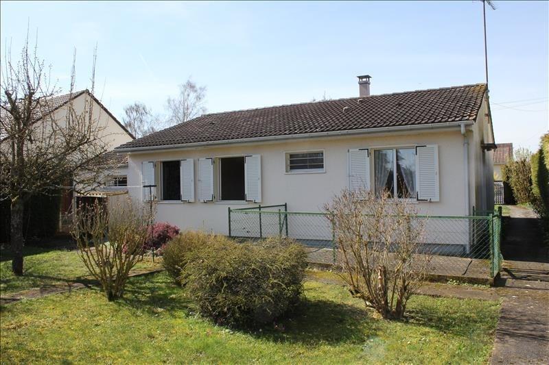 Verkoop  huis Maintenon 190800€ - Foto 8