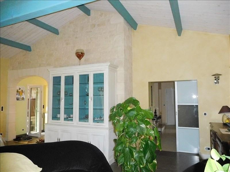 Vente maison / villa St genes de fronsac 295000€ - Photo 1